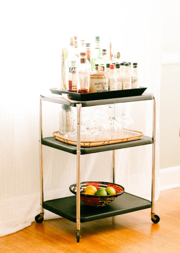 Bar Cart Redux