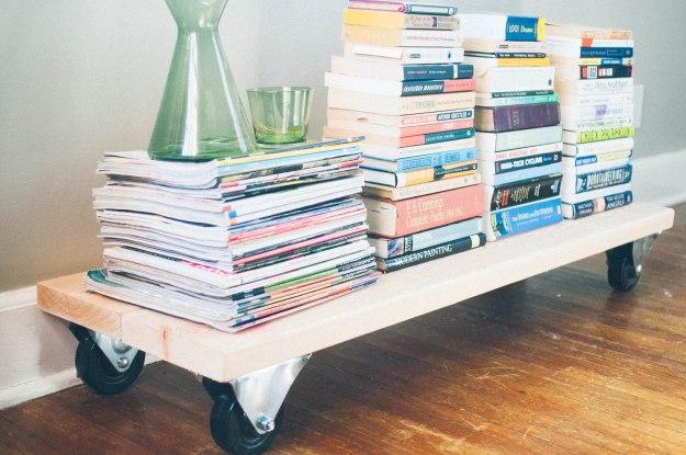 Book Storage DIY