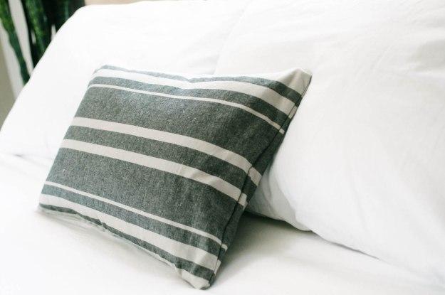 The Table Runner Pillow